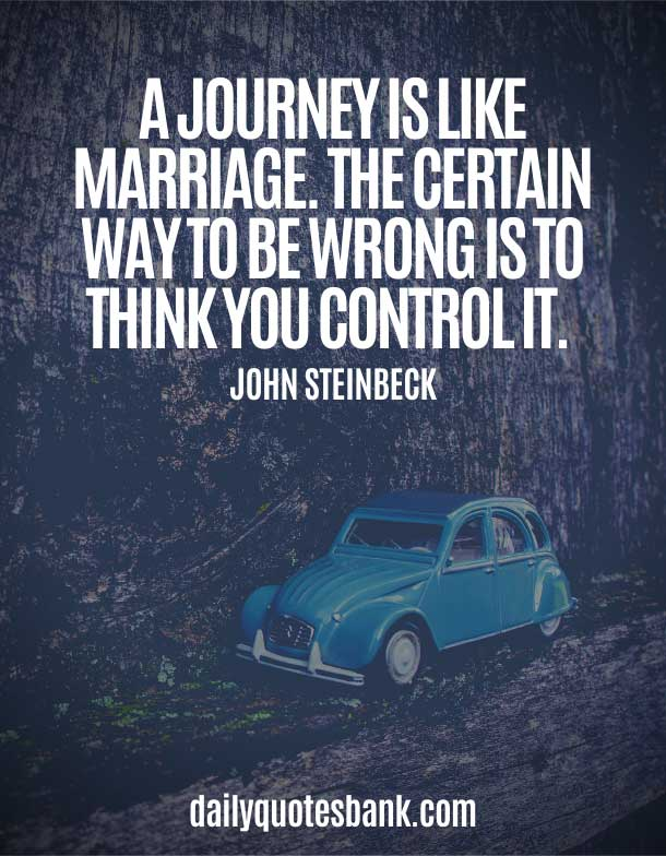 Funny Quotes About Journey and Destination