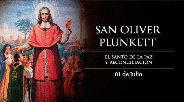 Santo Oliver Plunkett