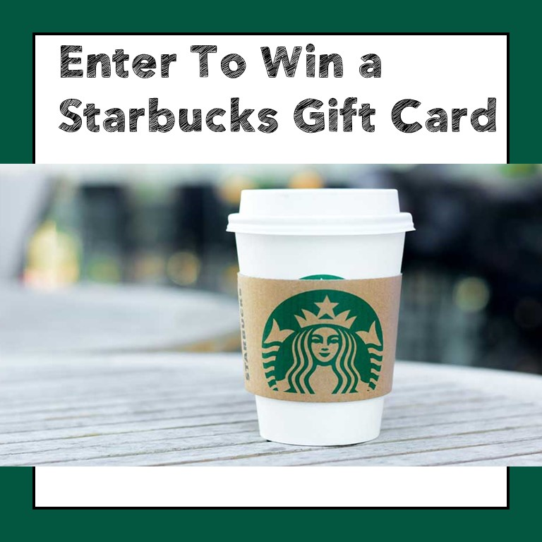 starbucks giveaway gift card