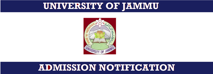 University Of Jammu || Distance Education (B.A/B.Com/B.Sc) Admission Notification 2018