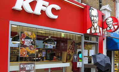 Kfc reopening stores after corona virus lockdown