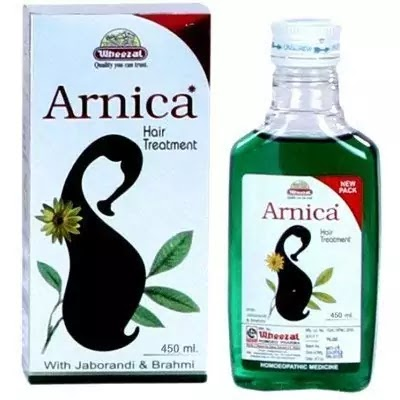 Arnica hair oil ke fayde, SBL Arnica Montana Hair Oil Benefits & Uses in Hindi