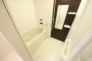 徳島 佐古 蔵本 徳島大学 一人暮らし 築浅 外観 浴室