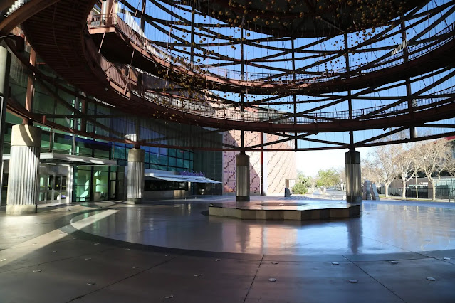 The California Science Center los angeles usa