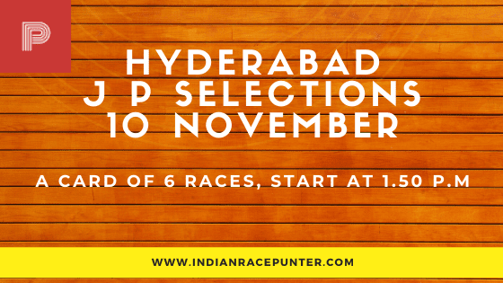 Jackpot Selections by indianracepunter, indiarace, free indiaan horse racing tips