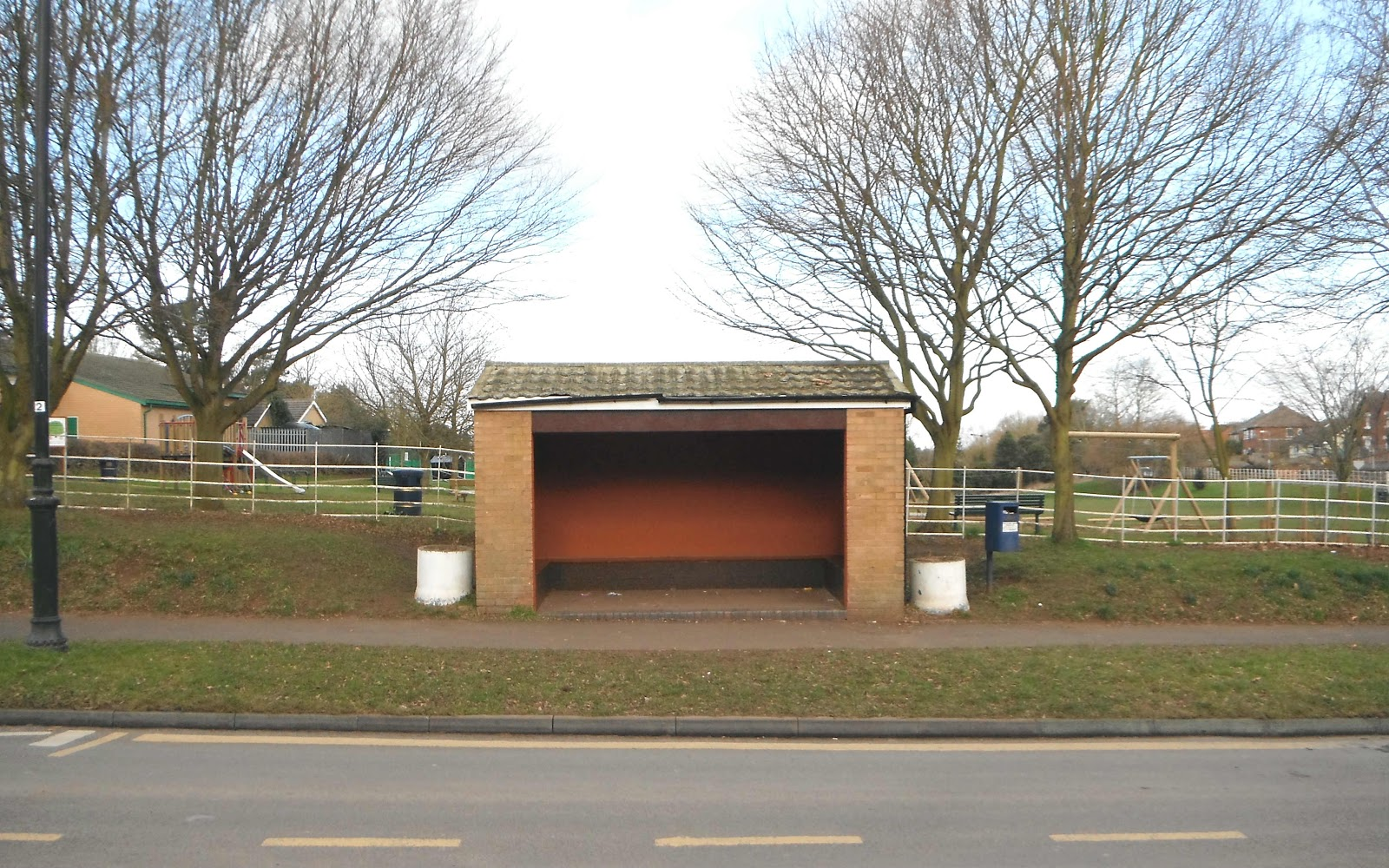 Pattingham bus shelter