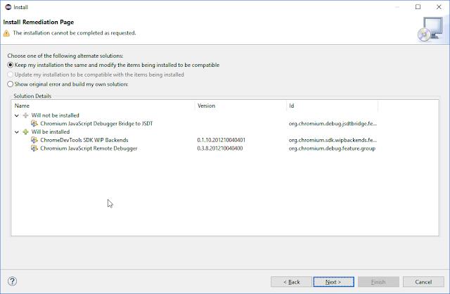 wgomessantos: Chrome Dev Tools Eclipse plug-in