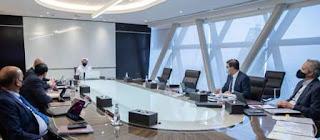 - of- FIFA- World- Cup -Qatar- 2022- LLC- (Q22) met before the inauguration of stadium, the Al Rayyan venue