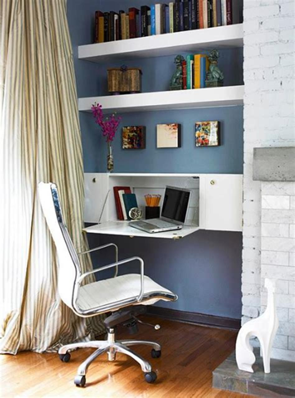 Home Office Ideas On A Budget Decor Small Spaces