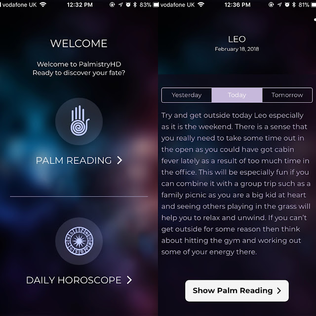 Palmistry HD Palm Reading App for iOS and Android Review Lovelaughslipstick Blog