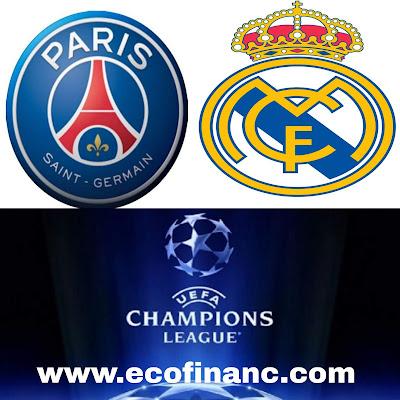 Le Paris Saint-Germain va commencer sa saison européenne contre Real Madrid