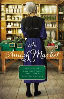 Heidi Reads... An Amish Market by Amy Clipston, Kathleen Fuller, Kelly Irvin, Vannetta Chapman
