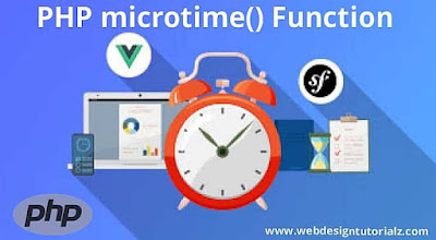 PHP microtime() Function