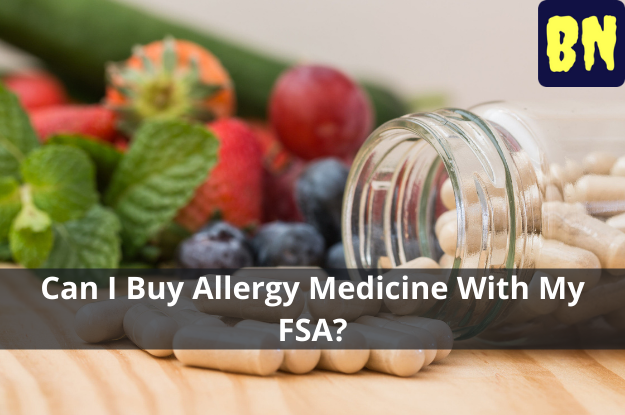 Can I Buy Allergy Medicine With My FSA?