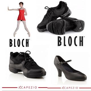 Calzado de baile marca capezio, bloch sandalias de danza