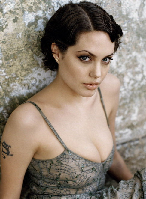 Excellent Angelina Jolie Short Hairstyle Pictures Global Hairstyles Short Hairstyles For Black Women Fulllsitofus
