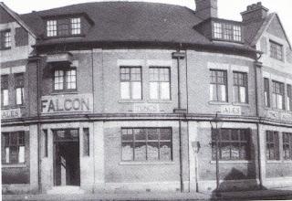 Falcon Hotel Kay Street Bolton