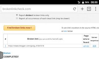 ব্রকেন লিংক কিভাবে খুজে পাবো ও ঠিক করবো |How do I Find Broken Links and Remove Url