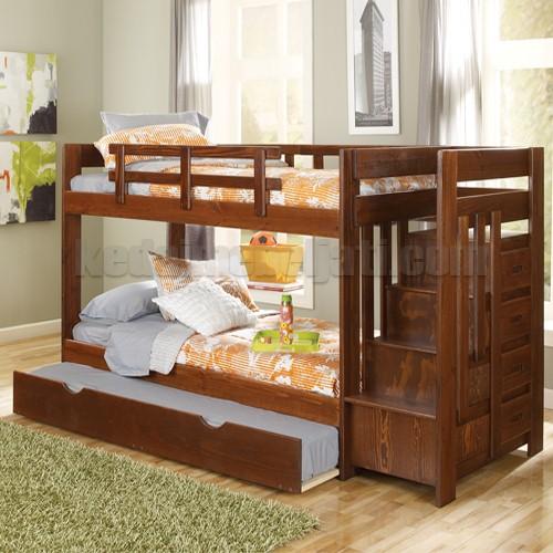 model tempat tidur anak tingkat 2
