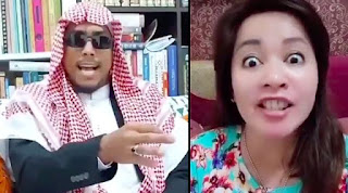Dewi Tanjung PDIP Berulah Lagi: Sebut HRS Imam Besar Teroris, Suruh Ustad Maaher Ganti Kelamin