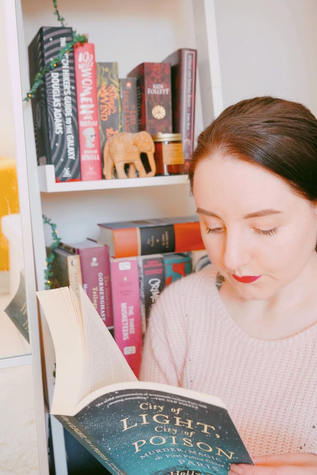 Spring TBR + New Bookcase
