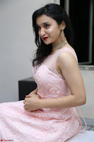 Sakshi Kakkar in beautiful light pink gown at Idem Deyyam music launch ~ Celebrities Exclusive Galleries 070.JPG