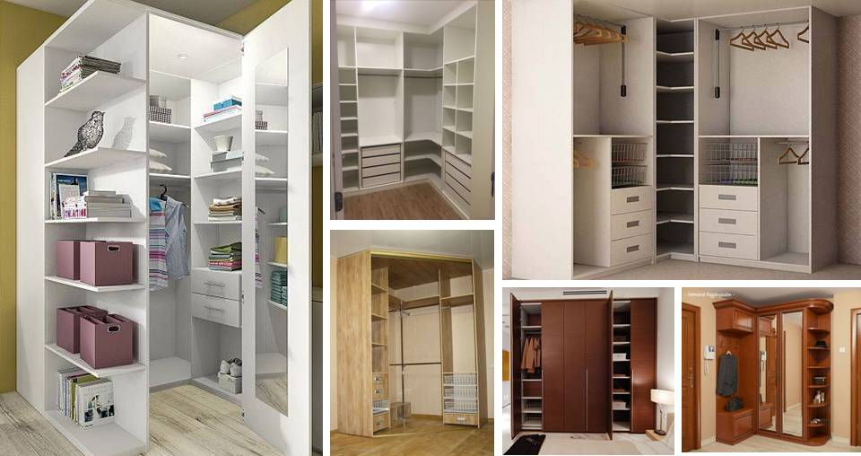 Insanely Clever Wardrobe Designs For Bedroom Storage and ...