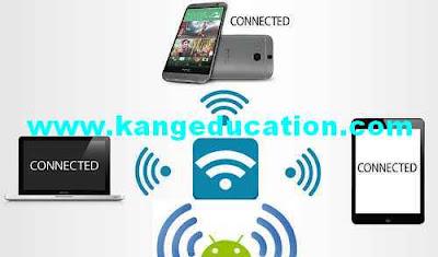 Cara membuat dan Ubah Sandi Hotspot WiFi Android