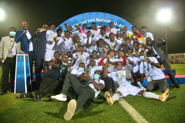 Akufo-Addo Pledges $10,000 Each For Black Satellites Players