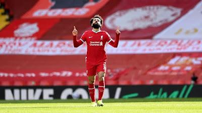 فرصة ذهبية تنتظر محمد صلاح في مباراة ليفربول ونيوكاسل .. ما هي