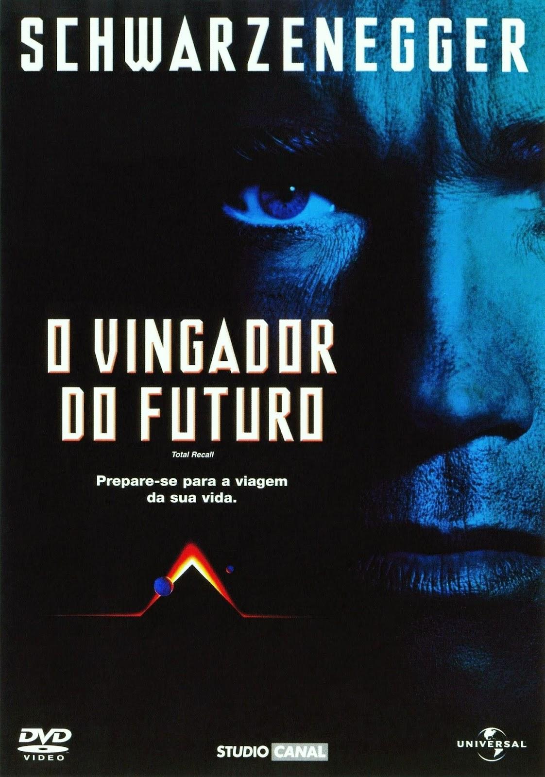 O Vingador do Futuro – Dublado (1990)
