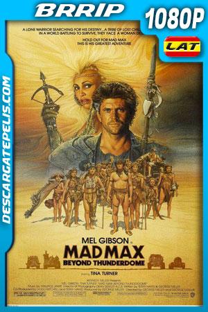 Mad Max 3 (1985) 1080P BRrip Latino – Ingles