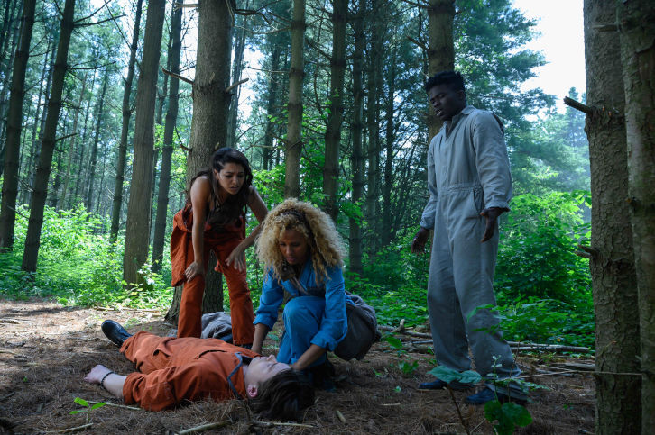 Utopia Falls - Episode 1.01 - 1.10 - First Look Promo, Promotional Photos, Poster + Synopsis