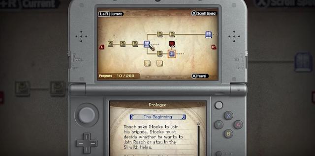Radiant Historia: Perfect Chronology llegará el 16 de febrero a 3DS