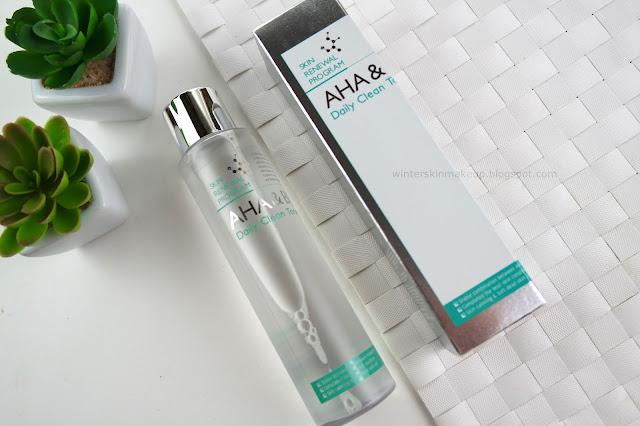 Review Mizon AHA & BHA Daily Clean Toner làm sạch và cân bằng pH cho da, mizon toner, toner mizon, mỹ phẩm hàn quốc, Review Mizon AHA & BHA Daily Clean Toner