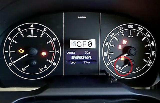 Speedometer Innova Reborn V Rusak? Service ke Sini