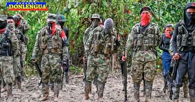 1500 Terroristas de las FARC y el ELN operan desde Venezuela