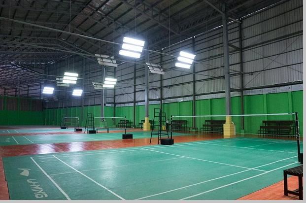 Lapangan Bulutangkis (Badminton) - pustakapengetahuan.com