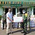 Peduli Warga Terdampak Corona, Kodim Cilacap dan PT. Pelindo III Beri Bantuan Sembako Gratis