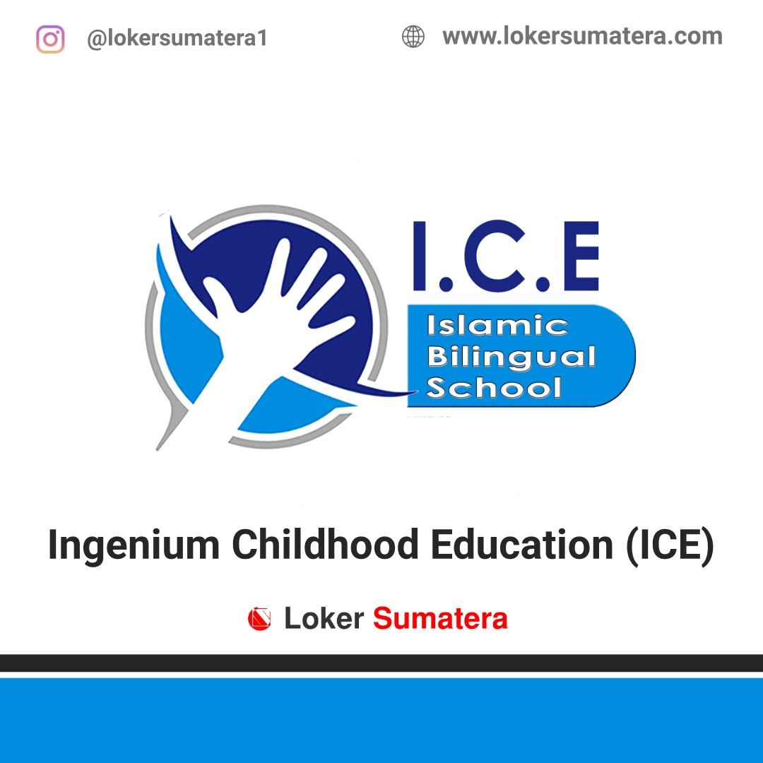Lowongan Kerja Pekanbaru: I.C.E Islamic Bilingual School Februari 2021