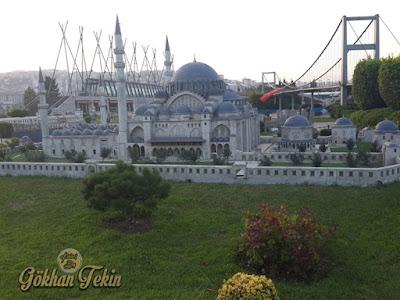 istanbul minyatür cami