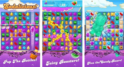 Candy Crush Soda Saga Apk Free On Android Myappsmall Provide