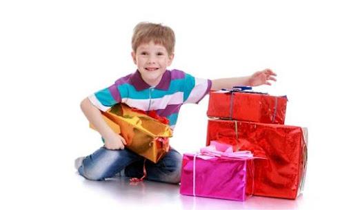 Gifts for a Preschool Boy