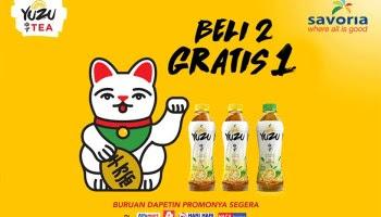 Pilihan Minuman Buah yang Segar Alami dengan Yuzu