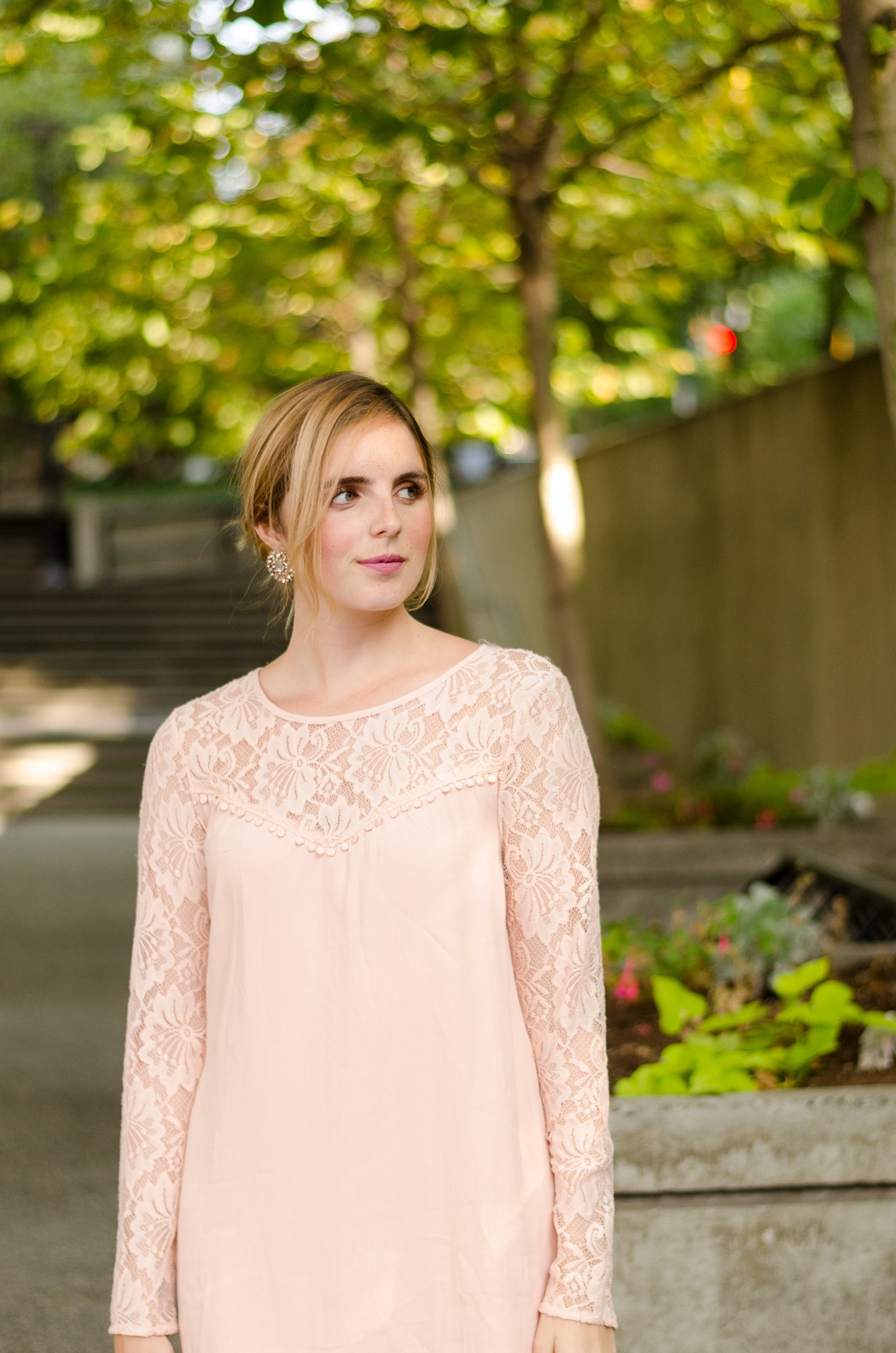 what to wear to a wedding blog