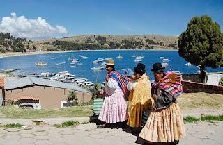 Turismo en Bolivia, viajes y destinos