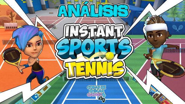 Análisis de Instant Sports Tennis para Nintendo Switch