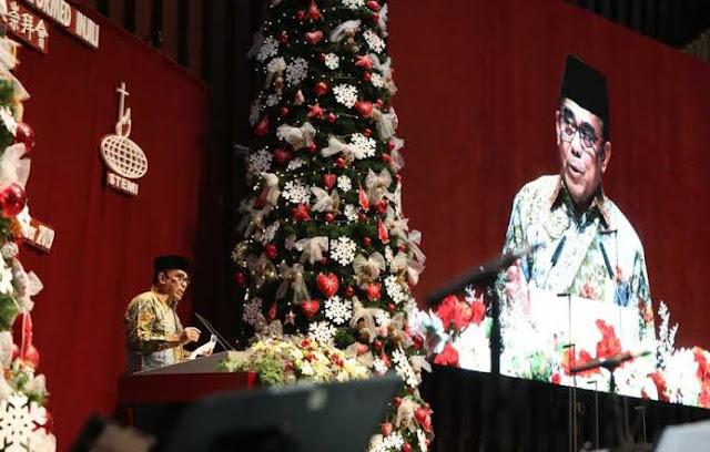 Menag Fachrul Mengaku Menangis Melihat Orang Bunuh-bunuhan sambil Bertakbir