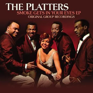 The Platters-Smoke Get In Your Eyes