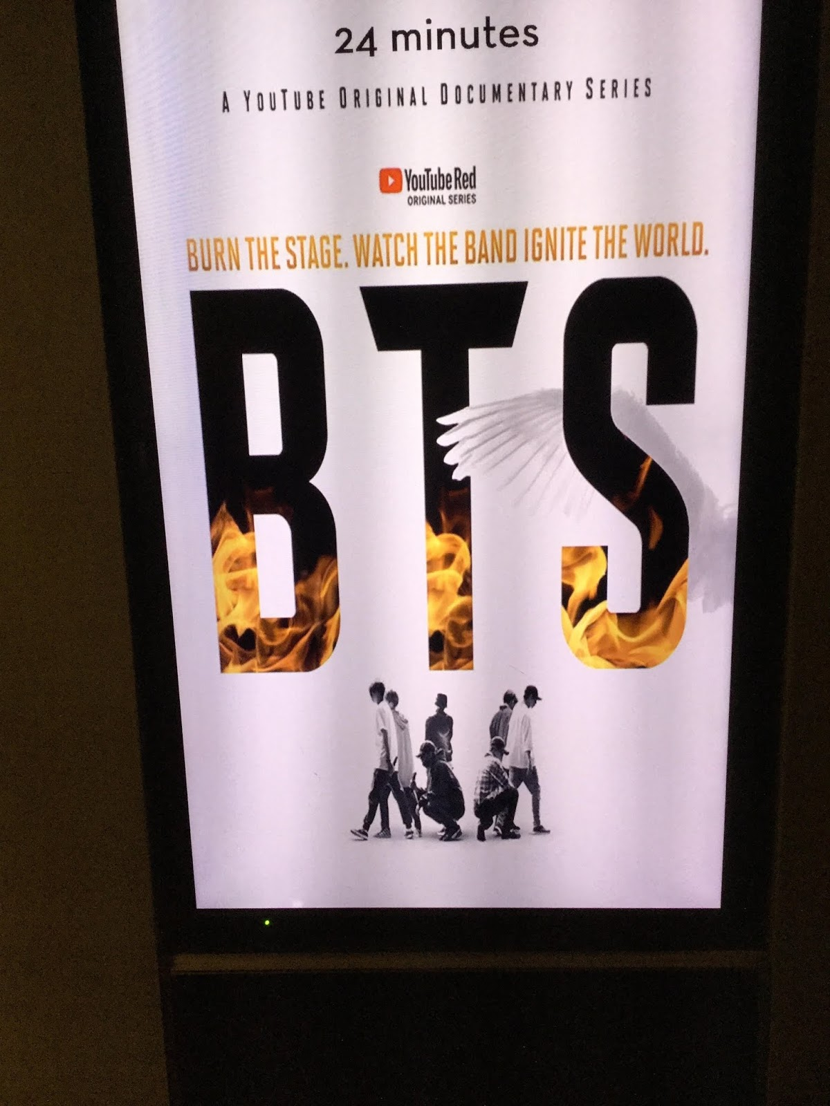 Filmi Girl!: Burn the Stage: The Movie (2018)